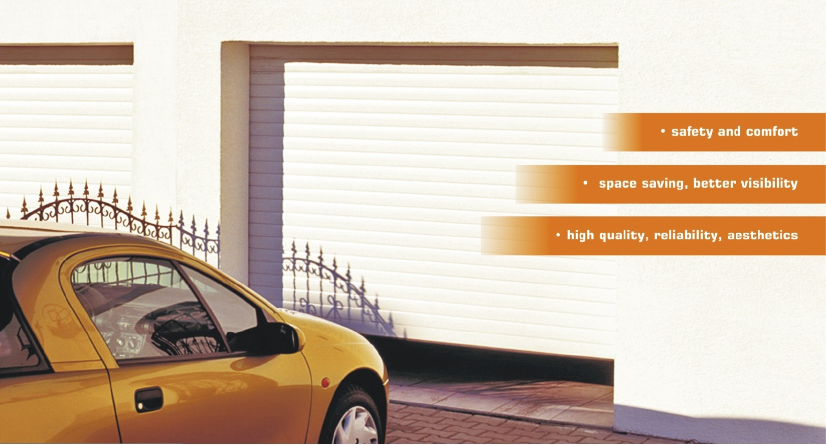 3 REASONS to invest in a QUALITY Garage Door