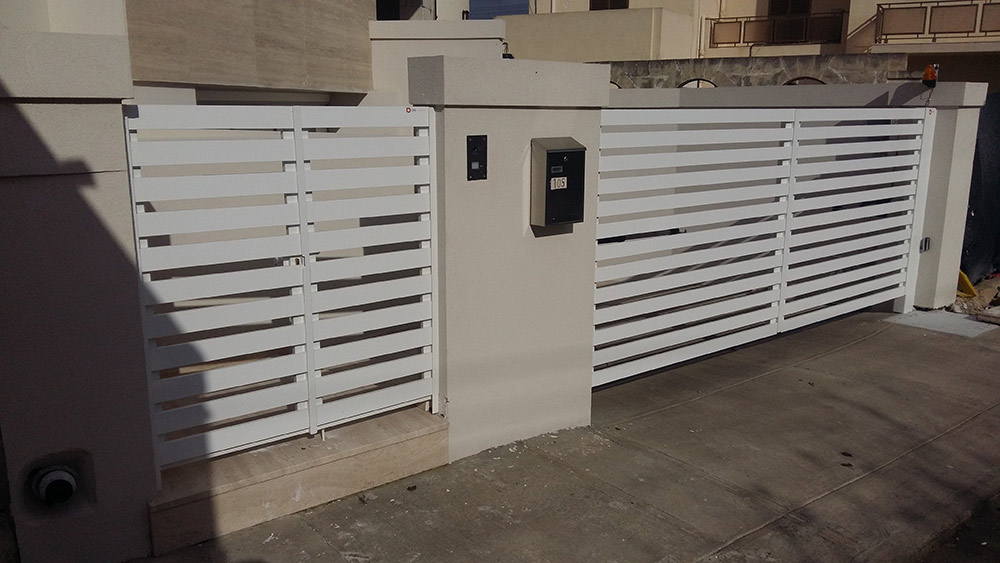 3 Valid REASONS YOU should install an Automated Gate for YOUR Home