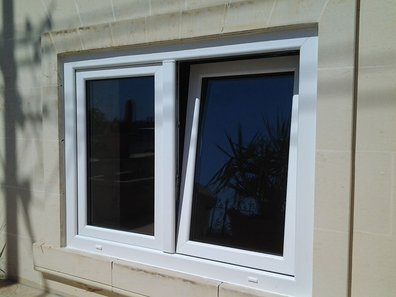 Why uPVC Apertures are better than the traditional aluminium ones